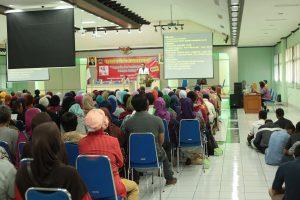Gathering pasien jantung dan Prodi Ilmu Penyakit Jantung dan Pembuluh Darah FK UNS