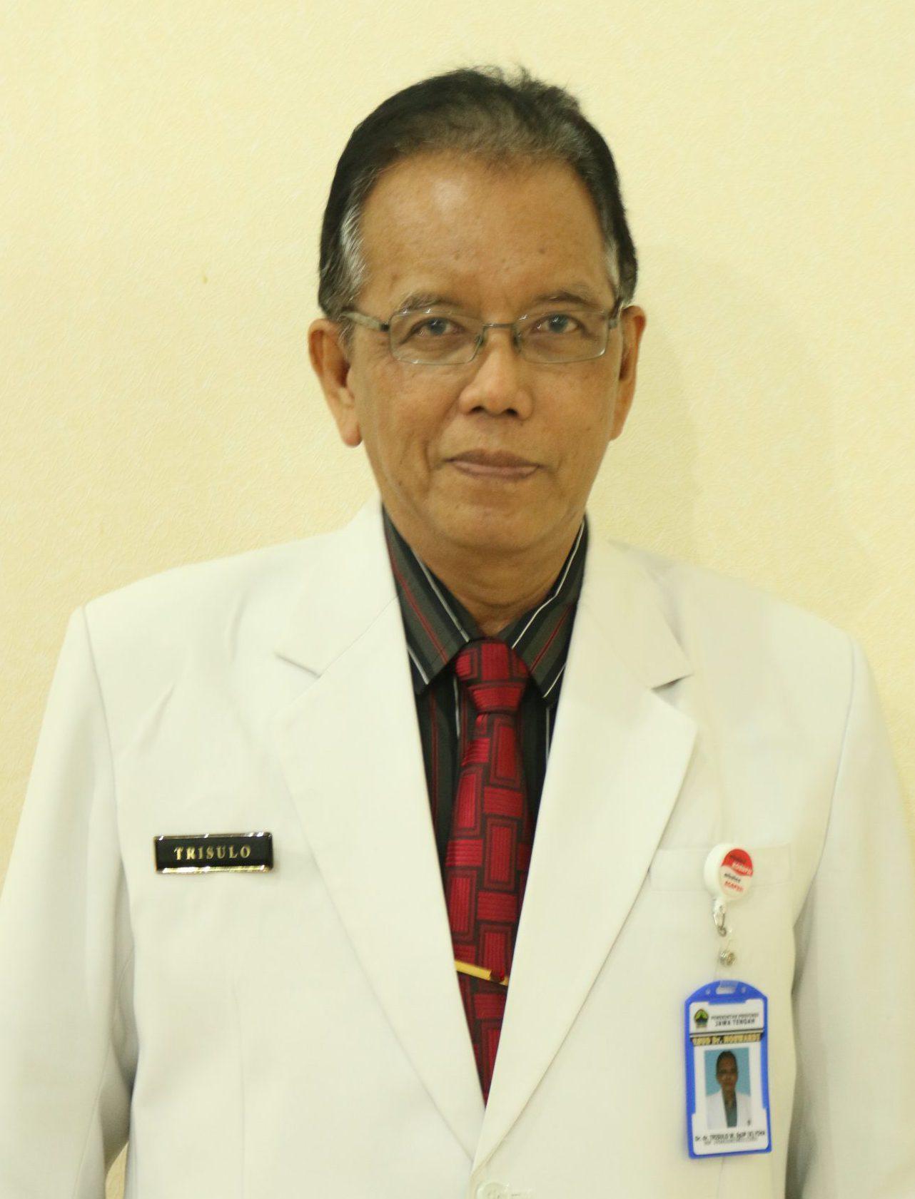 Dr. dr. Trisulo Wasyanto, SpJP(K), FIHA, FAPSC, FAsCC